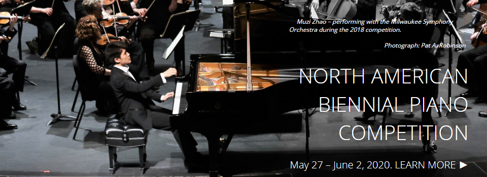 PianoArts North American Competition